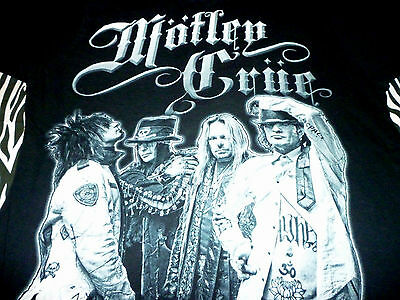 Motley Crue Tour Shirt ( Used Size M ) Nice Condition!!!