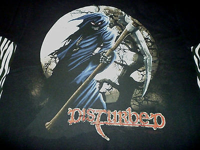Disturbed Shirt ( Used Size M ) Good Condition!!!