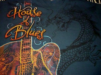 House Of Blues Shirt ( Used Size M ) Nice Condition!!!