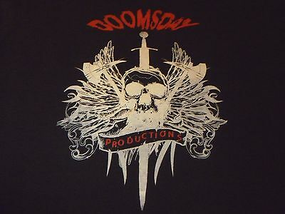 Doomsday Production Shirt ( Used Size XL ) Nice Condition!!!