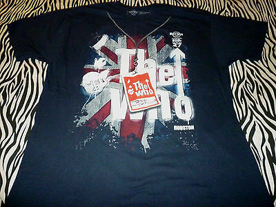 The Who/Hard Rock Cafe Shirt ( Used Size L ) Good Condition!!!