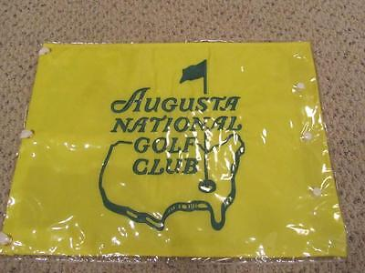 Rare Augusta National Master Golf Club Members Embroidered Pin Flag