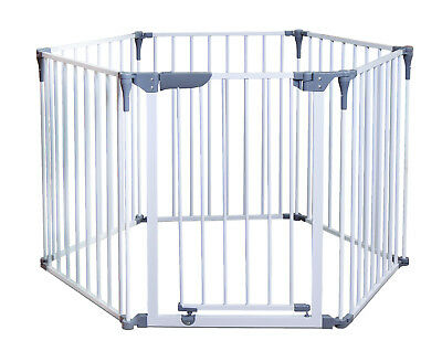 Dreambaby Royale Converta 3 in 1 Play Pen Gate White