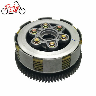 6 Plate Kupplung Clutch Assembly for CG 200cc 250cc ATV Dirt Bike