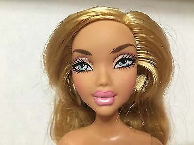 Barbie My Scene Foto Fabulous Kennedy Doll Jointed Articulated Arms OOAK Rare