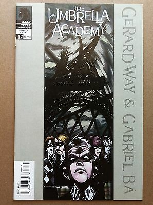 Umbrella Academy Apocalypse Suite #1 Gabriel Ba & Gerard Way Variant Cover Nm-