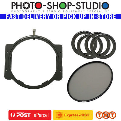 Athabasca ARK A3 100mm Filter Holder Kit with 67 72 77 82mm Adapter Ring