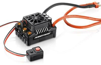 Hobbywing EZRUN MAX8 V3 150A ESC Speed Controller T Plug+Program Card 1:8 RC Car