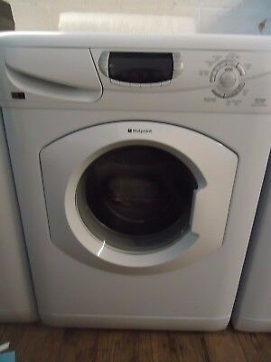 Hotpoint Wt960 Washing Machine 1600 Spin With 7Kg Load In White