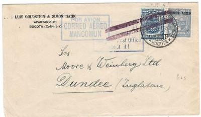 a1073 Colombia cover