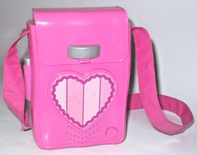 Lazy Town Stephanie's Musical Talking Bag With Sounds Mattel Lazytown Vgc