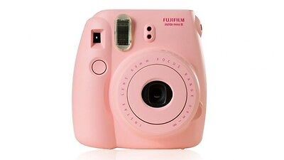 Instax Mini 8 Camera (pink) with film