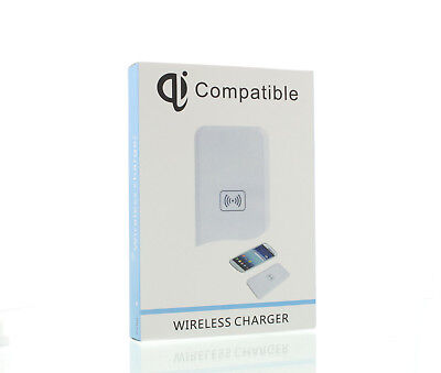 Qi Wireless Charger / Kabelloses Laden Ladegerät Samsung Galaxy S8 iPhone 8 10 X