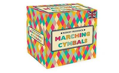 "2 X 6"""" Marching Cymbals In A Printed Box - Harlequin - RFS11651"