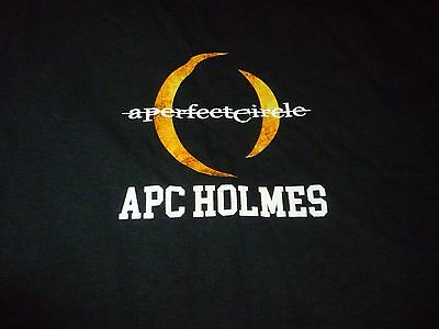 A Perfect Circle Crew Tour Shirt ( Size XL ) NEW DEADSTOCK!!!
