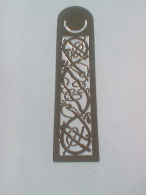 Celtic design bookmark Serpent NEW