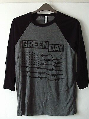 Green Day New Tour T Shirt Medium Revolution Road American Idiot Dookie Warning