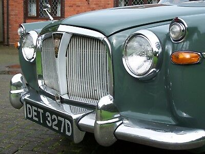 1966  Rover P5 Saloon 49000 Miles Mot 05 /18  No Adv Excellent Car Price Reduced