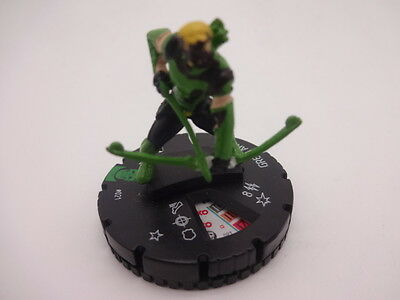 HeroClix - #021 Green Arrow - Justice League Trinity War x3