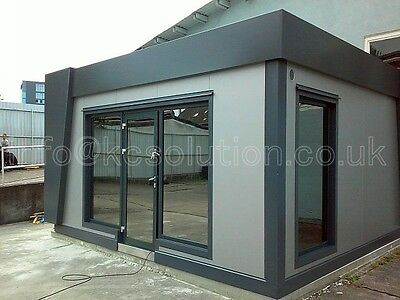 Price per 1 SQ/M Modern pavilion ,portable cabin,modular building ,sales office