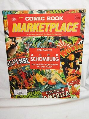 Comic Book Marketplace #5  September 1991