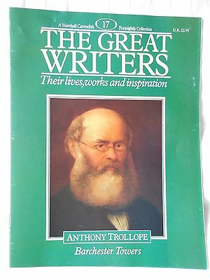 Marshall Cavendish Great Writers Magazine17 Anthony Trollope - Barchester Towers