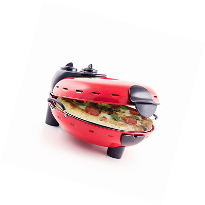 Pizza Maker - Authentic Italian Stonebake Pizza Oven with Viewing Window