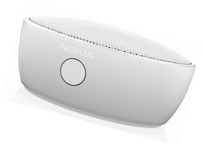 Nokia MD-12 Rechargeable Bluetooth and NFC Wireless Portable Mini Speaker
