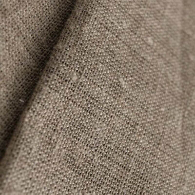 Remnant about 1 yard Artist Art Canvas 100% Linen flax Fabric Unstretched