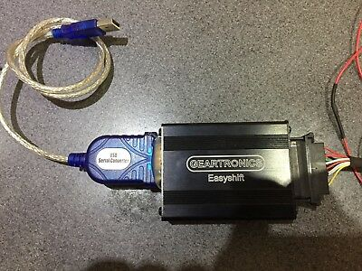 Geartronics ECU - Easyshift (for use on sequential gearbox, e.g. Quaife)