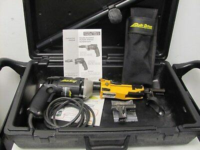 Quik Drive Qd2000 Mt Electric Auto Feed Screw Driving Tool/porter Cable #6645