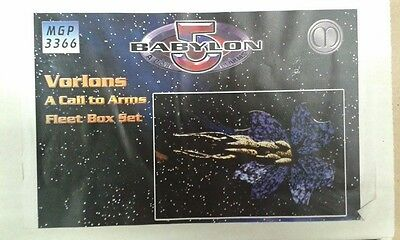 Babylon 5 A Call to Arms Vorlons Fleet Box Set (Mongoosepublishing)