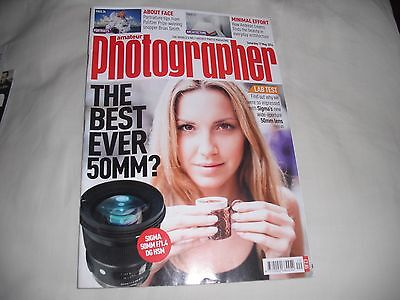 Amateur Photograoher Magazine 17Th May 2014 (Classics To Use)
