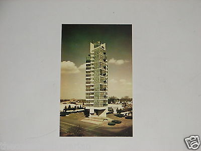 The Price Tower Frank Lloyd Wright Bartlesville, OK 1960's Postcard