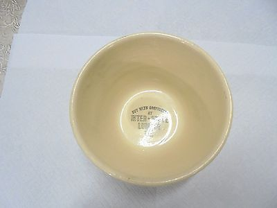 watt ware stoneware bowl number 6 inter-state lumber company buy with confidence
