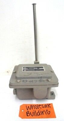 Conveyor Components Belt Alignment Control Switch, Ta-1, 1 Sp/Dt Microswitch