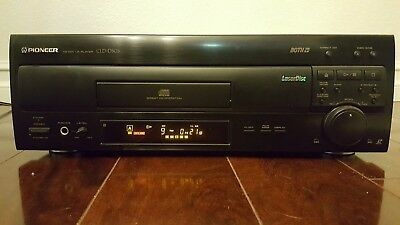 Pioneer CLD-D503 LaserDisc Player  excellent condition.