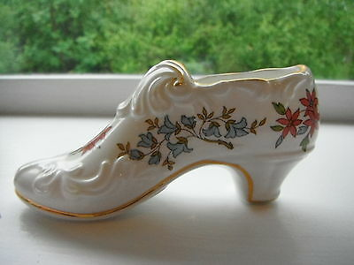 Paragon Collector's China Shoe/Slipper.