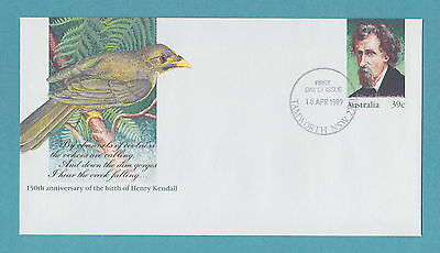 1989 Henry Kendall FDC PSE