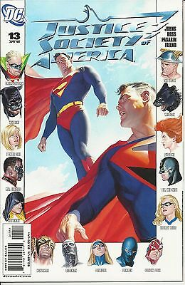 Lot Of 33 Justice Society Of America (2007-2011)