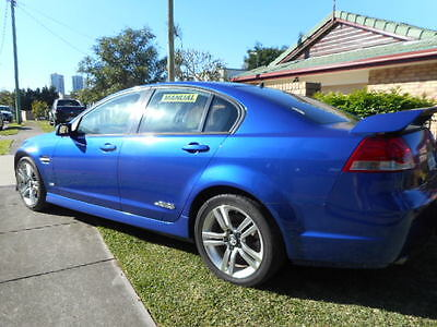 MANUAL VE V8SS 6.0 holden commodore suit ssv falcon xr6xr8utilityhsv toyota ford