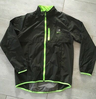 Karrimor Trail Run Jacket Mens Size S   Windproof Breathable New Tags