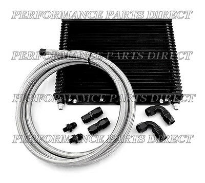 Ford Zf Pro Transmission Cooler Kit Xr6 Bf Fg Turbo Barra