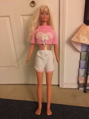 My Size Barbie 38 Inches (3 Ft 2 Inches) 1992 Mattel Doll