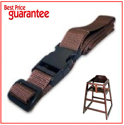 CHH-3 Restaurant High Chair Security Straps for Kids Children Chair Safety Belts