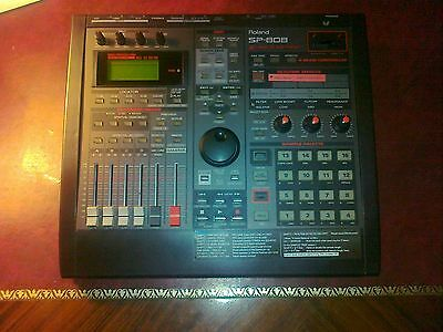 ROLAND SP 808 Sp-808 GROOVEMACHINE SAMPLER SEQUENCER WORKSTATION - Vedi foto