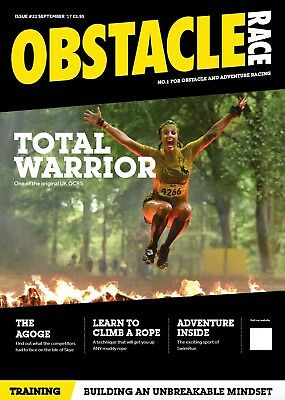 Obstacle Race Magazine - Issue 22 September 2017
