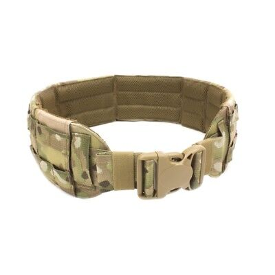Elite Ops Gunfighter Belt Padded Tactical Molle Belt Padded Load Bearing Duty