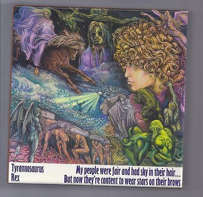 T. REX empty My People Were Promo box for JAPAN mini lp cd marc bolan like new
