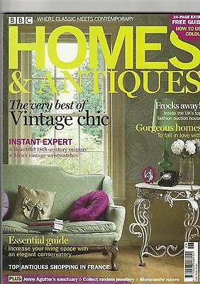 Homes And Antiques June 2008